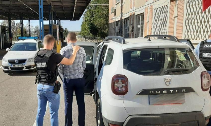 Un bărbat căutat de autorităţile din Spania pentru trafic de droguri, depistat la controlul de frontieră