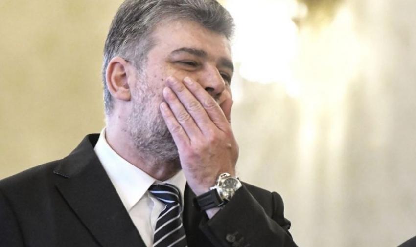 Marcel Ciolacu (PSD): 'Cum să vii tu după 6 ani de preşedinte să-l cocoloşeşti pe Orban care e cel mai slab din ultimii 30 de ani?'
