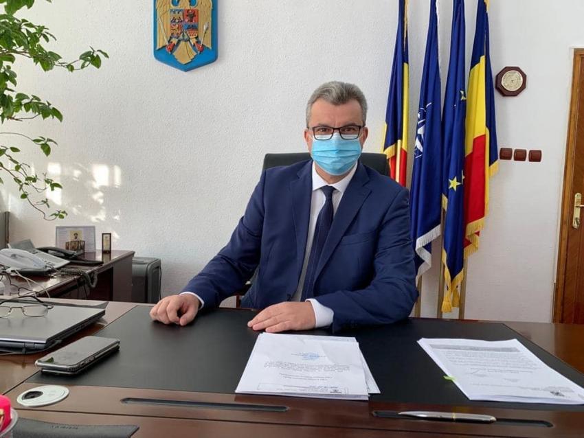 """Prefectul judeţului Buzău a anunțat pe Facebook că a demisionat din funcţie:""""Plec cu sentimentul datoriei împlinite"""""""