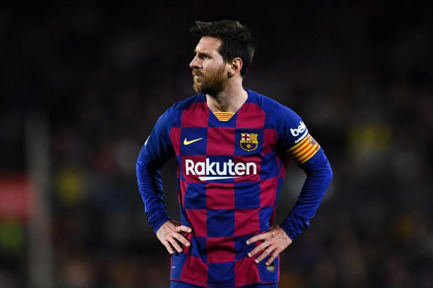 Lionel Messi nu a făcut deplasarea la Kiev