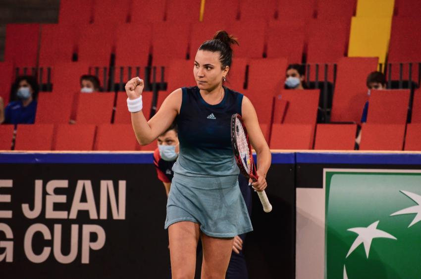 Elena Gabriela Ruse vrea două trofee la Praga