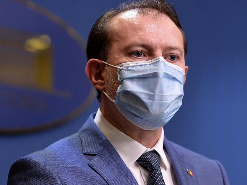 Premierul Cîțu le cere miniștrilor să prezinte public execuția bugetară a ministerelor