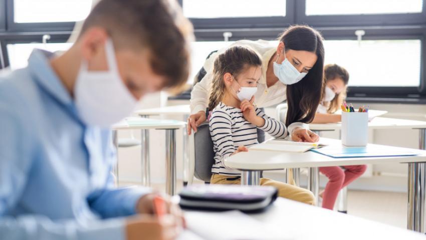 """Anisie: """"Școlile să se întrunească cel târziu mâine în ședința Consiliului de Administrație ca să decidă programul concret de începere"""""""