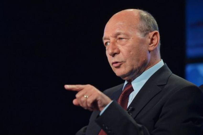 Traian Băsescu susţine că existenţa Secţiei Speciale ar garanta că DNA nu poate folosi dosare împotriva judecătorilor