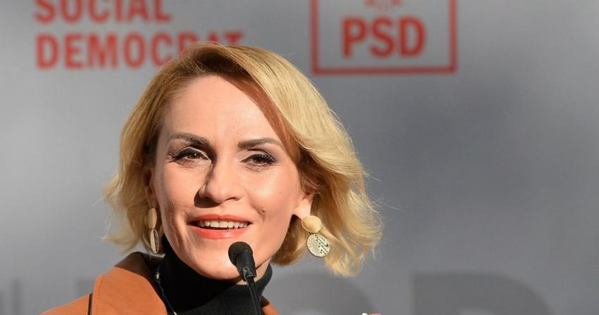 """Gabriela Firea:""""Se pregăteşte o FRAUDĂ la alegerile parlamentare"""""""
