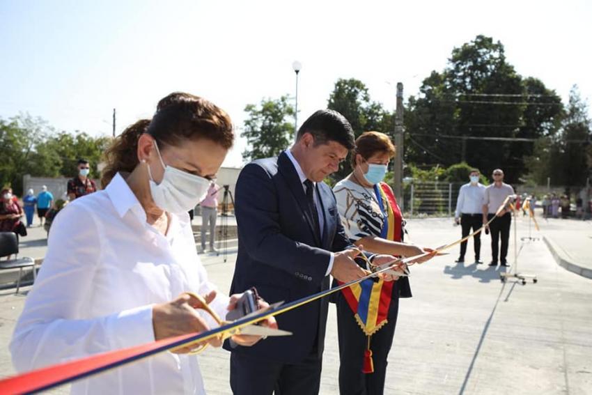 Spital nou contruit de Consiliul Județean Galați. Instituția are pacienți cu probleme neuro-psihice