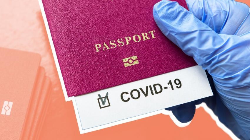 """Apare un nou document internațional de călătorie: pașaport pentru """"vaccinați"""""""