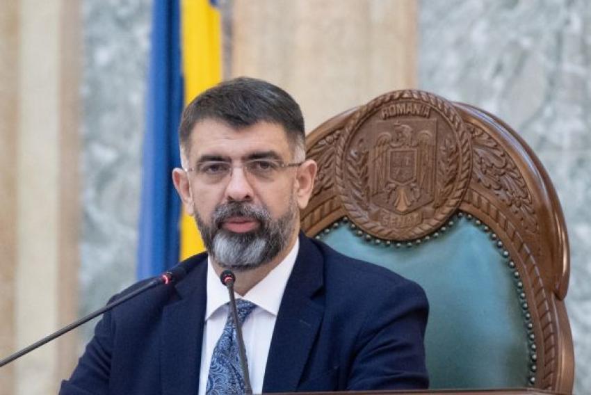"""Cazanciuc:""""Nu am auzit ca domnul Tătaru să fi avut decența să-și dea demisia"""""""
