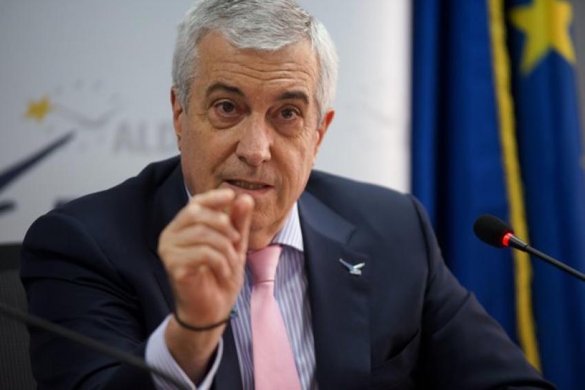 Călin Popescu Tăriceanu vrea vot pentru demiterea Guvernului
