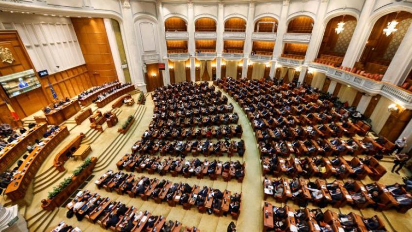"""Prim-vicepreședintele PSD Sorin Grindeanu: """"Moțiunea de cenzură va pune STOP unei guvernări haotice și dezinteresate total de problemele oamenilor"""""""