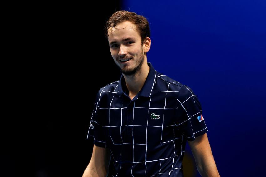 Rusul Daniil Medvedev a câştigat în premieră Turneul Campionilor