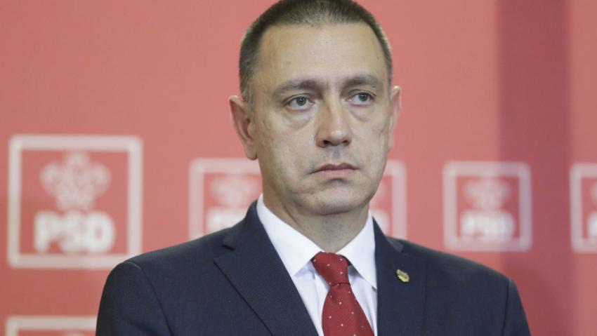 """Mihai Fifor (PSD): """"Niciunul dintre miniştrii dezastrului din Guvernul Orban nu poate fi cooptat într-un viitor guvern!"""""""