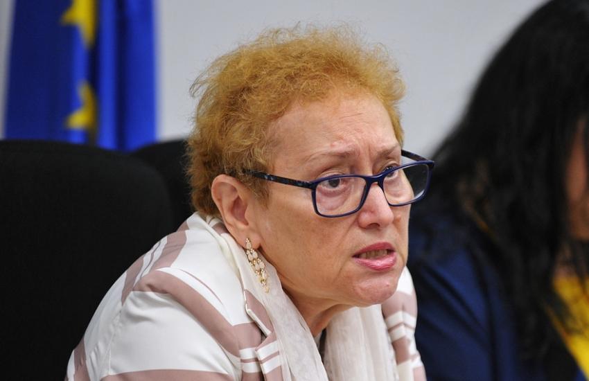 Renate Weber a fost revocată de Parlament din funcția de Avocat al Poporului. PSD va ataca la Curtea Constituțională