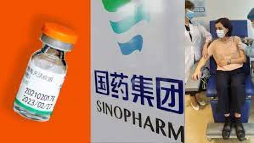 Al cincilea vaccin autorizat de OMS este chinezesc