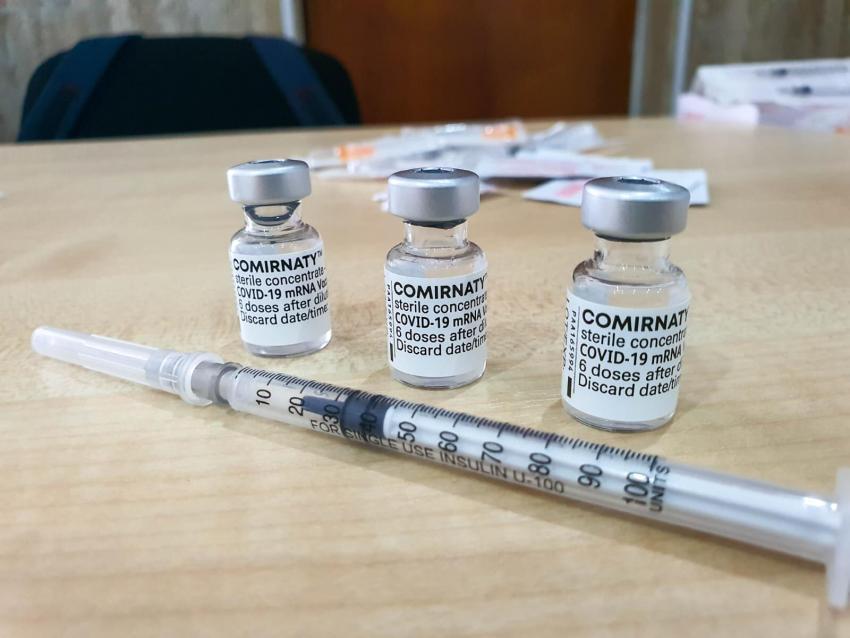 """Începe """"Maratonul vaccinării"""", la Focșani"""