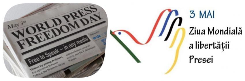 Ziua Mondială a Libertăţii Presei