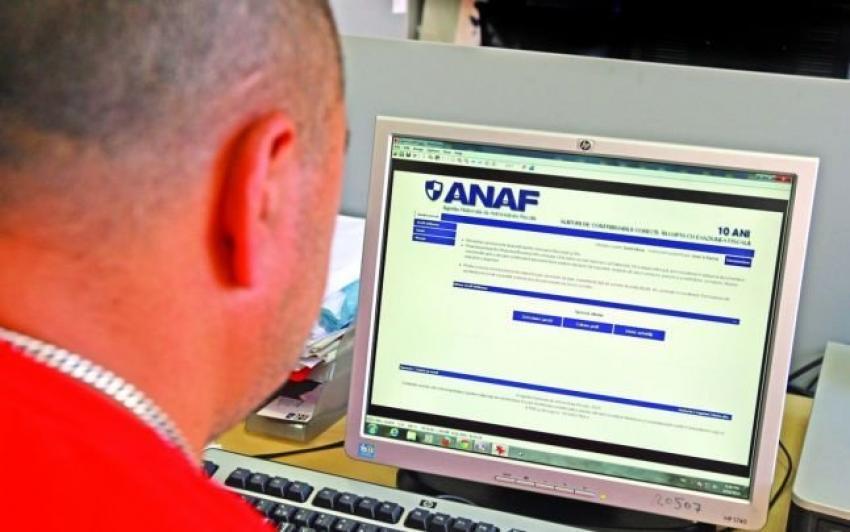 Campanie ANAF de informare privind prelungirea măsurilor fiscale prin OUG 226/2020
