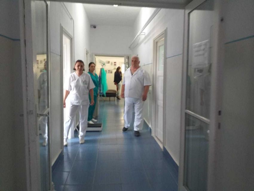 Investiții europene pentru modernizarea spitalului din Tg.Bujor