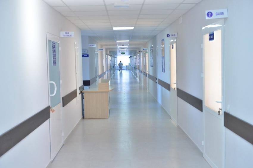 Primul spital construit în județul Galați după 1989 se pregătește de inaugurare