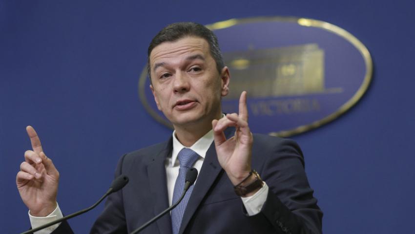 """Grindeanu: """"Creșterea economică a PNL este ca la Radio Erevan. Iohannis, contrazis în timpul conferinței"""""""