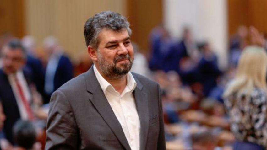 """Ciolacu: """"Programul de guvernare al PSD conține impozitarea marilor venituri"""""""