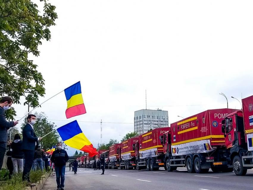 Ajutor umanitar pentru R.Moldova, de peste 100 de mii de doze vaccin AstraZeneca