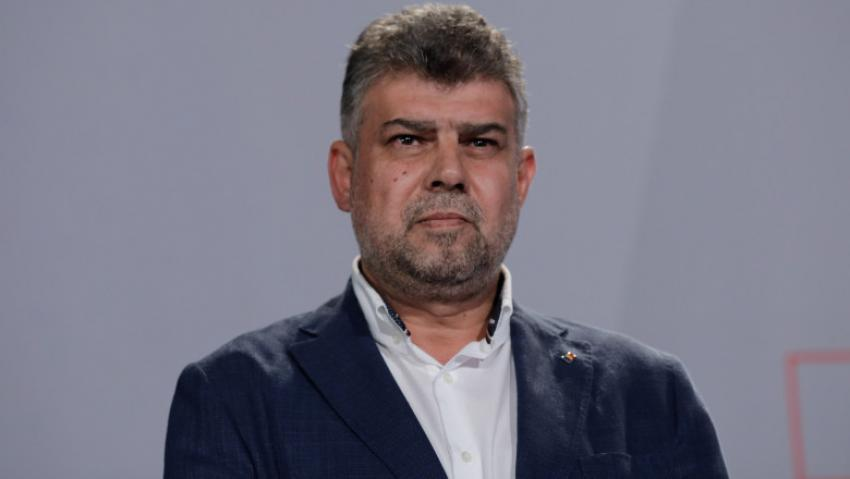 """Ciolacu, despre amenda primită pentru masa de la restaurant: """"Un semnal greşit, de aceea îmi cer scuze"""""""