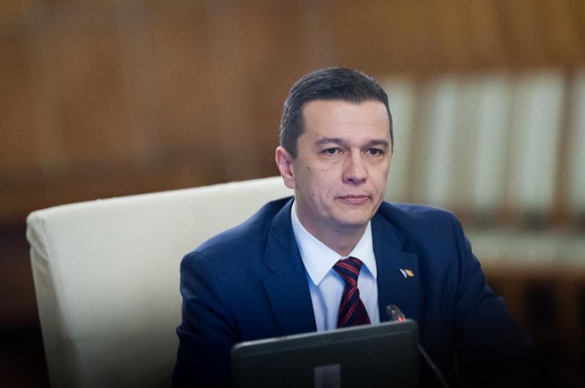 """Grindeanu:""""PSD a reuşit de fiecare dată să crească veniturile populaţiei, fără să afecteze economia"""""""