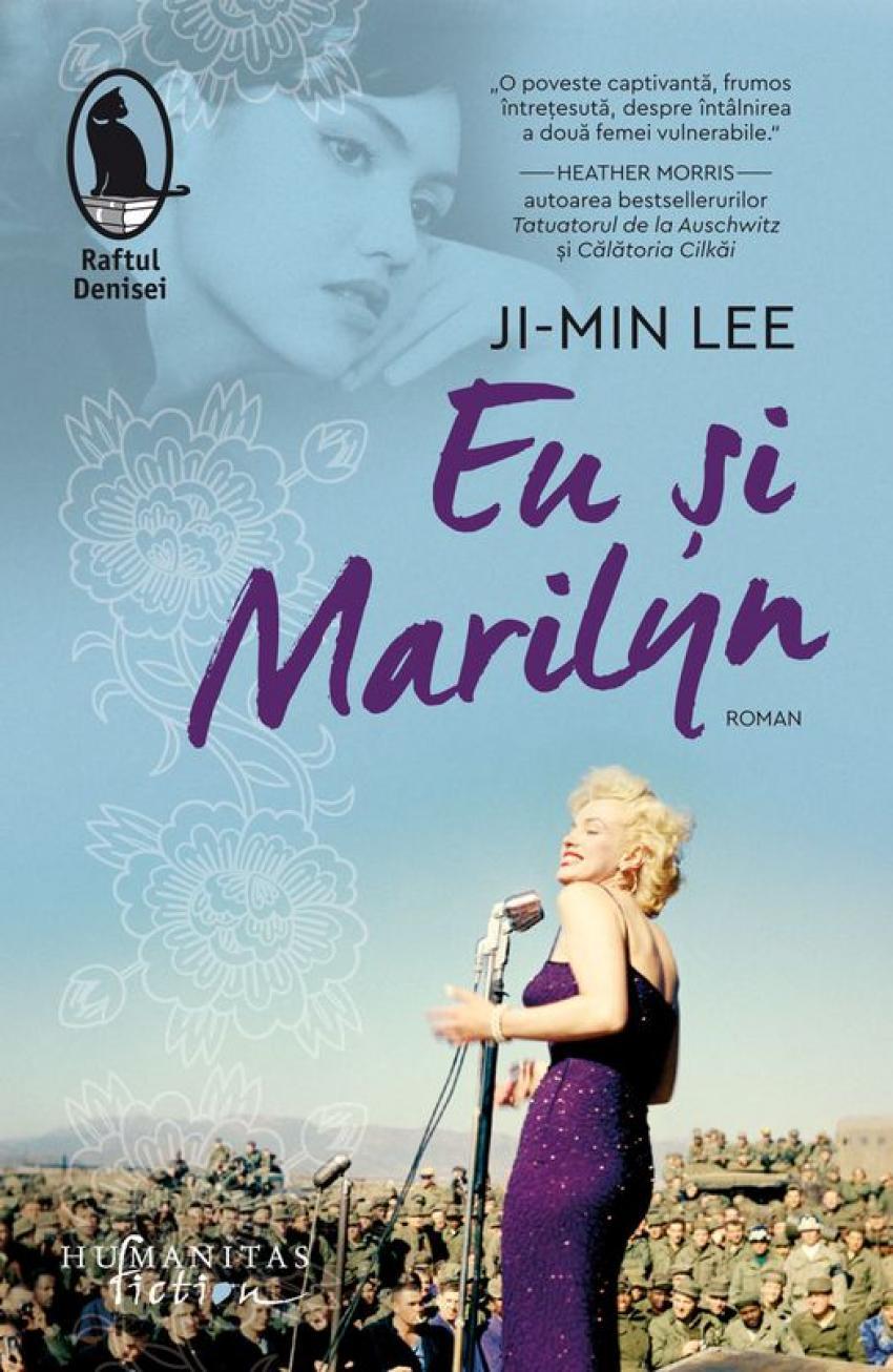 "O carte pe zi: ""Eu și Marilyn"" de Ji-min Lee"
