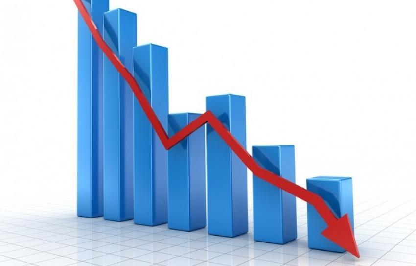 Scădere economică pronunțată în România