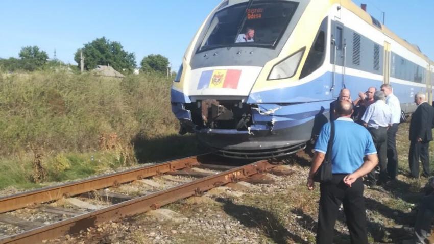 Tragedie, în Bacău. Două persoane, lovite mortal de un tren