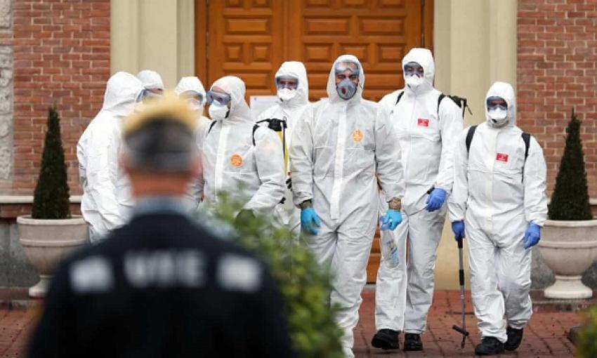 Italia, lovită dur de al doilea val al pandemiei