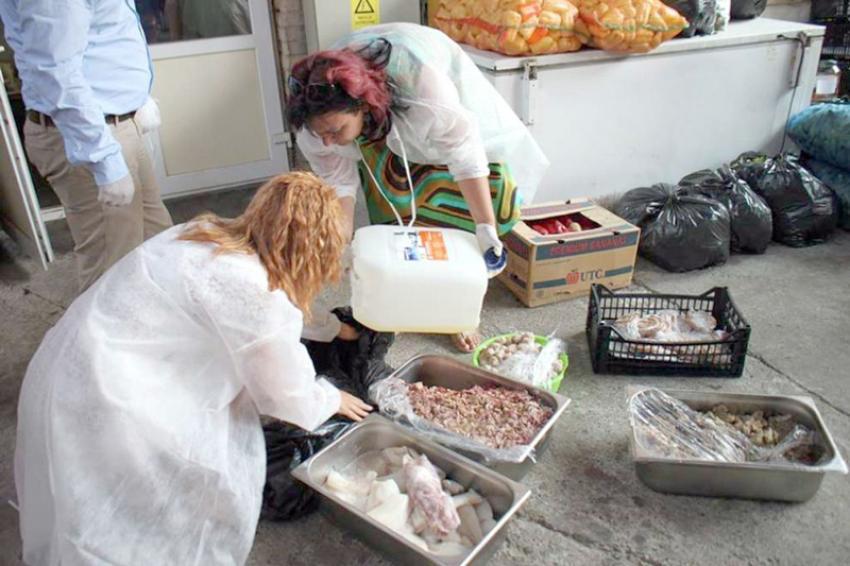 Amenzi pentru zeci de firme de alimentație publică de pe litoral