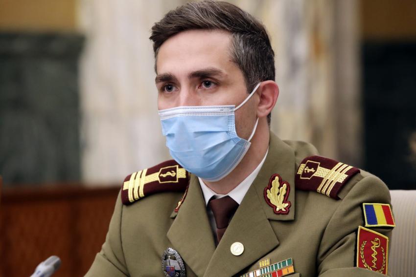Valeriu Gheorghiţă: Nu există o campanie de vaccinare a profesorilor, fiecare se înscrie la programare când dorește