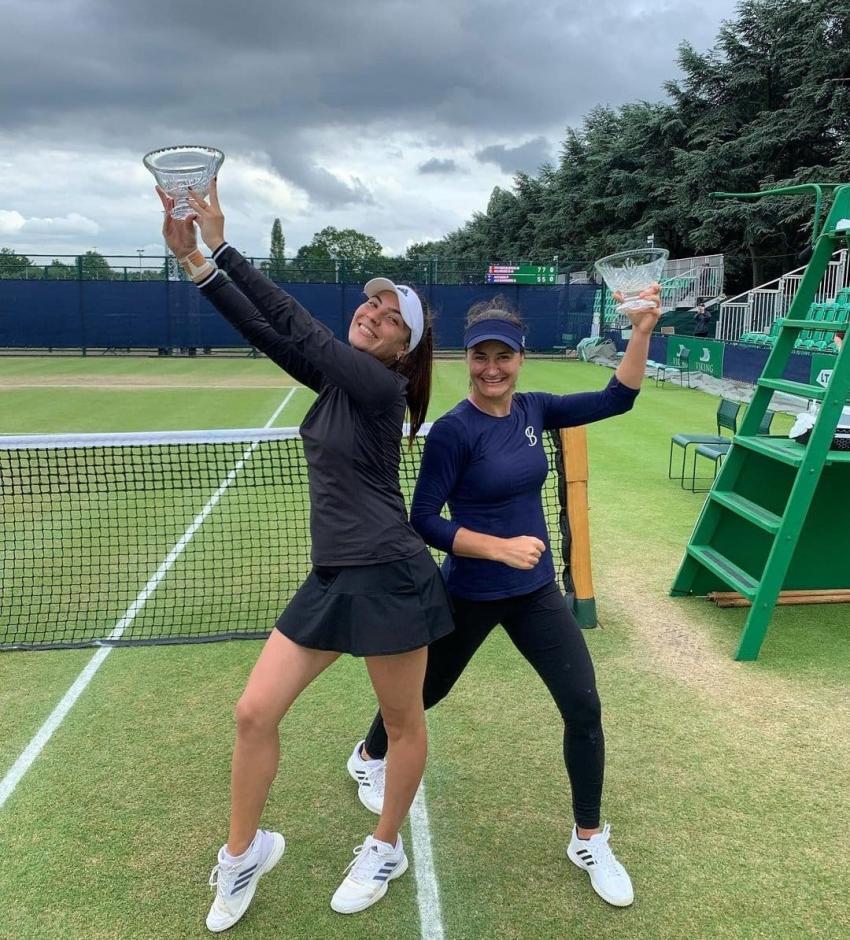 Monica Niculescu şi Gabriela Ruse, campioane la Nottingham