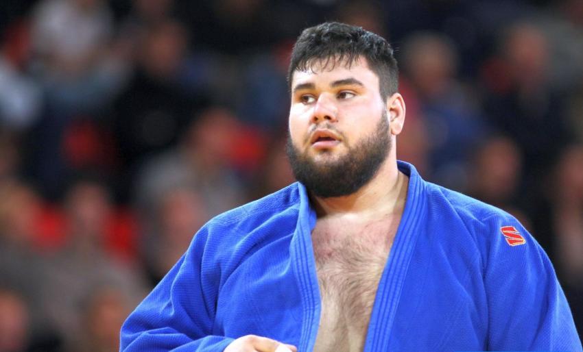 Judoka Vlăduţ Simionescu s-a oprit în optimi la Tokyo