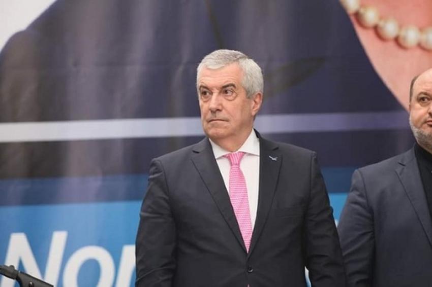"""Tăriceanu:""""Guvernul Orban descurajează prezenţa la vot a pensionarilor după ce le-a furat din mărirea pensiilor"""""""