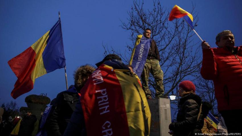 Noile restricții anti-Covid scoate europenii în stradă