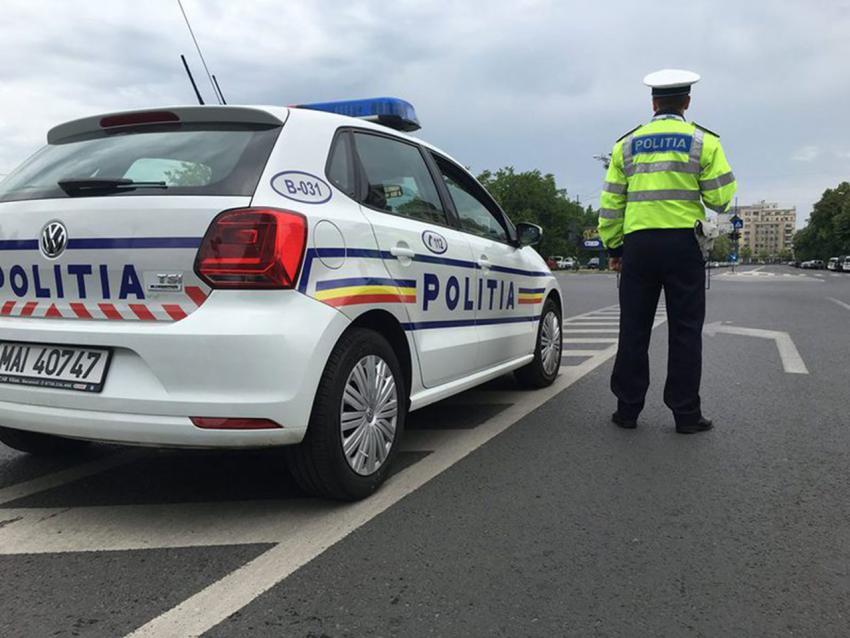 Carambol cu zece mașini implicate. Șase persoane au fost rănite, iar traficul este întrerupt pe Autostrada București-Pitești