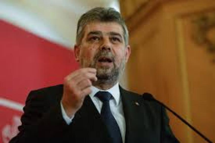 """Liderul PSD, Marcel Ciolacu: """"Ne vom întoarce să zdrobim"""""""