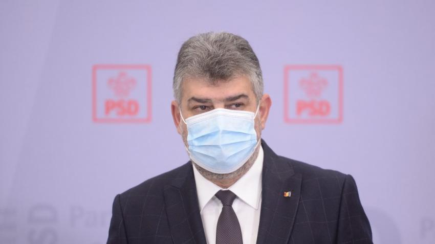"""Marcel Ciolacu: """"Orban își dă demisia pentru că a pierdut, dar PNL vrea Guvern pentru că a câștigat?"""""""