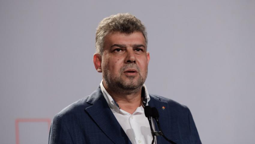 """Marcel Ciolacu, liderul opoziției din România: """"Guvernul de Dreapta amanetează țara pe 30 de ani"""""""