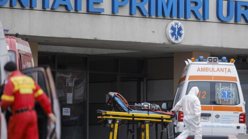 Bucureștiul a înregistrat cea mai mare rată de infectare cu Sars-Cov-2 de la începutul pandemiei