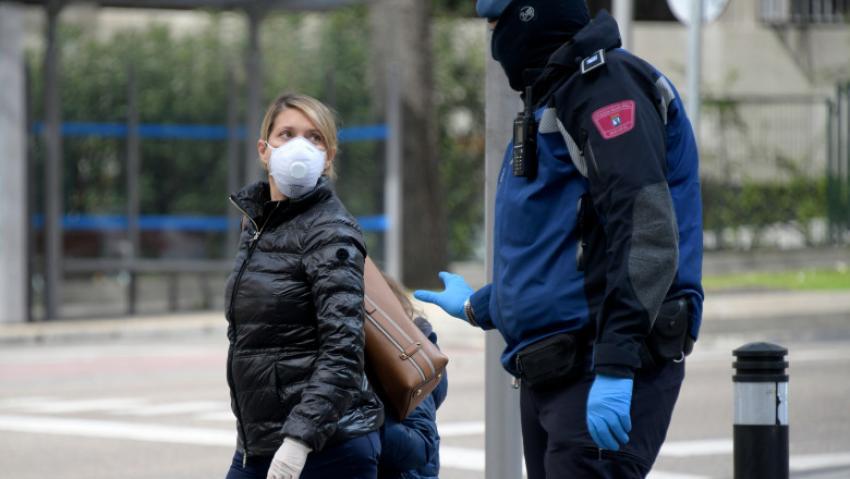 Spania este prima țară din Europa care impune carantina