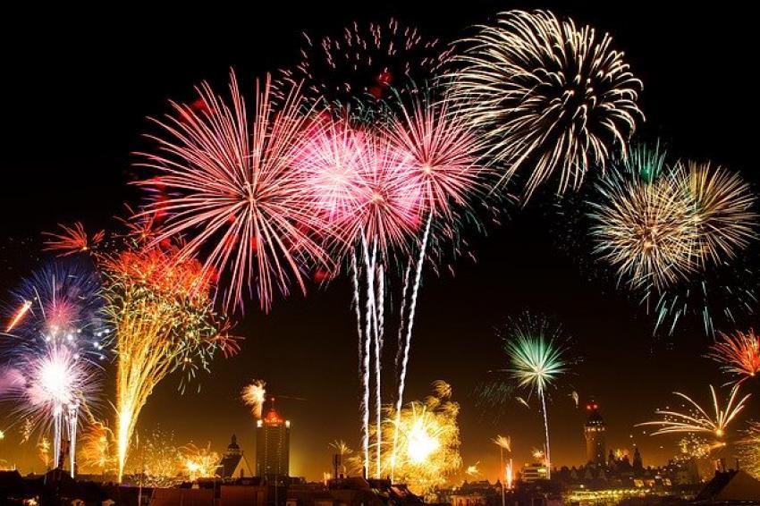 Un An Nou Fericit! La Mulți Ani!