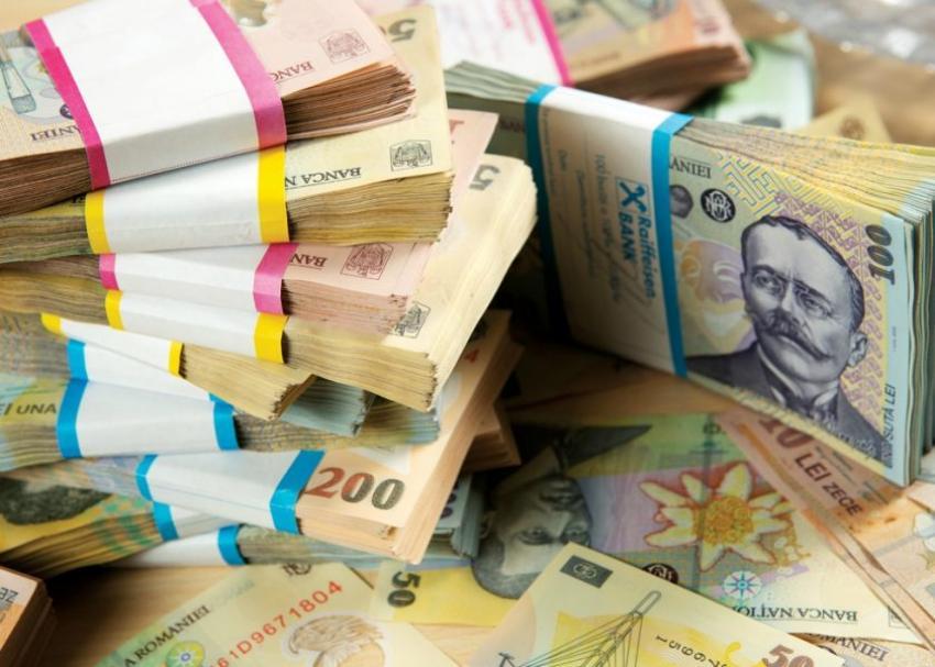 Ministerul Finanţelor Publice (MFP) s-a împrumutat cu 938 de milioane de lei de la bănci