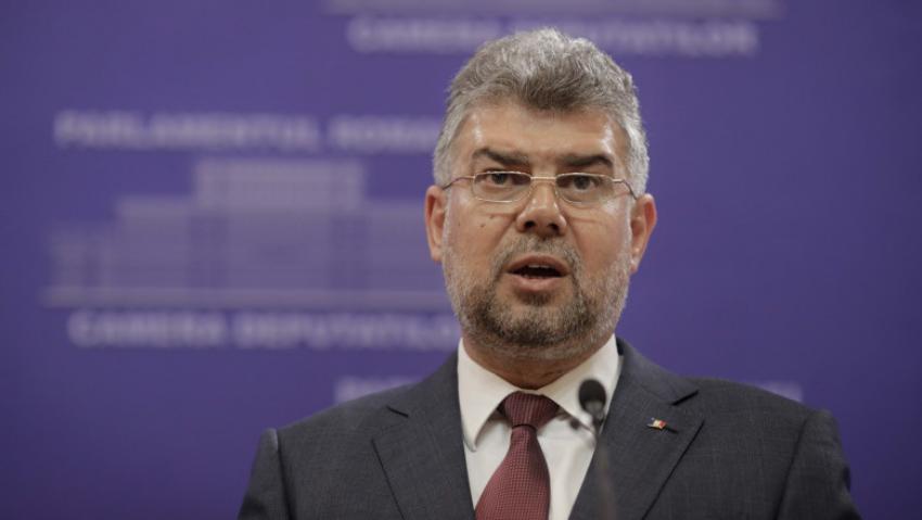 """Ciolacu:""""NU eu trebuie să ofer soluții pentru deschiderea școlilor"""""""