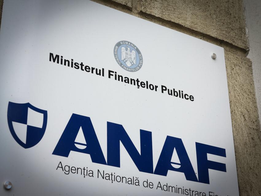 ANAF va avea acces la toate conturile românilor începând de luni, 11 ianuarie