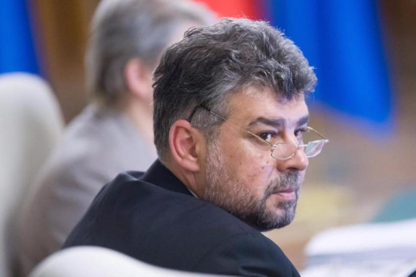 Ciolacu, liderul PSD, a reacționat dur după declarațiile președintelui Klaus Iohannis