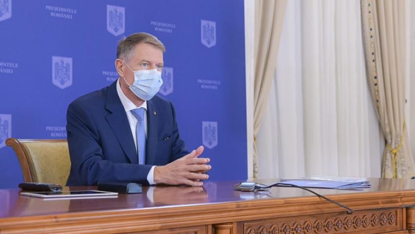 Președintele Iohannis: Restricțiile COVID-19 nu trebuie să încalce drepturile omului